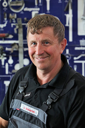 Johannes Wotschal